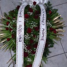 Zakład pogrzebowy Katowice - wieńce