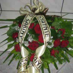 Usługi Pogrzebowe Katowice - wieńce